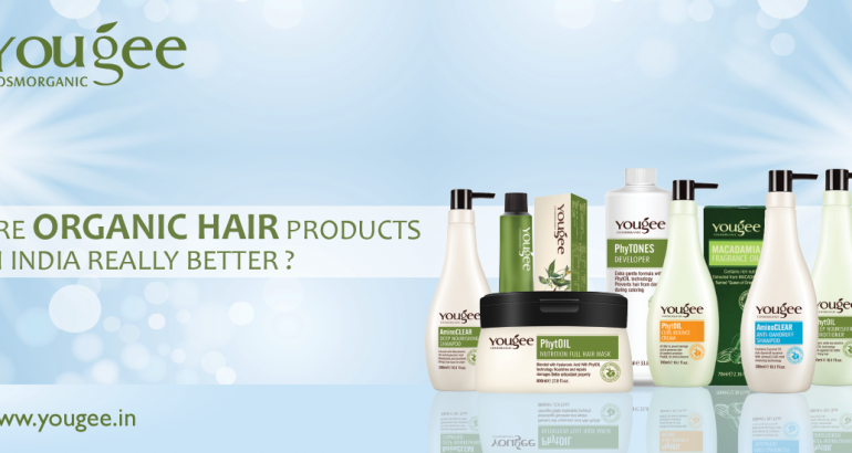 Organic Hair Products in India