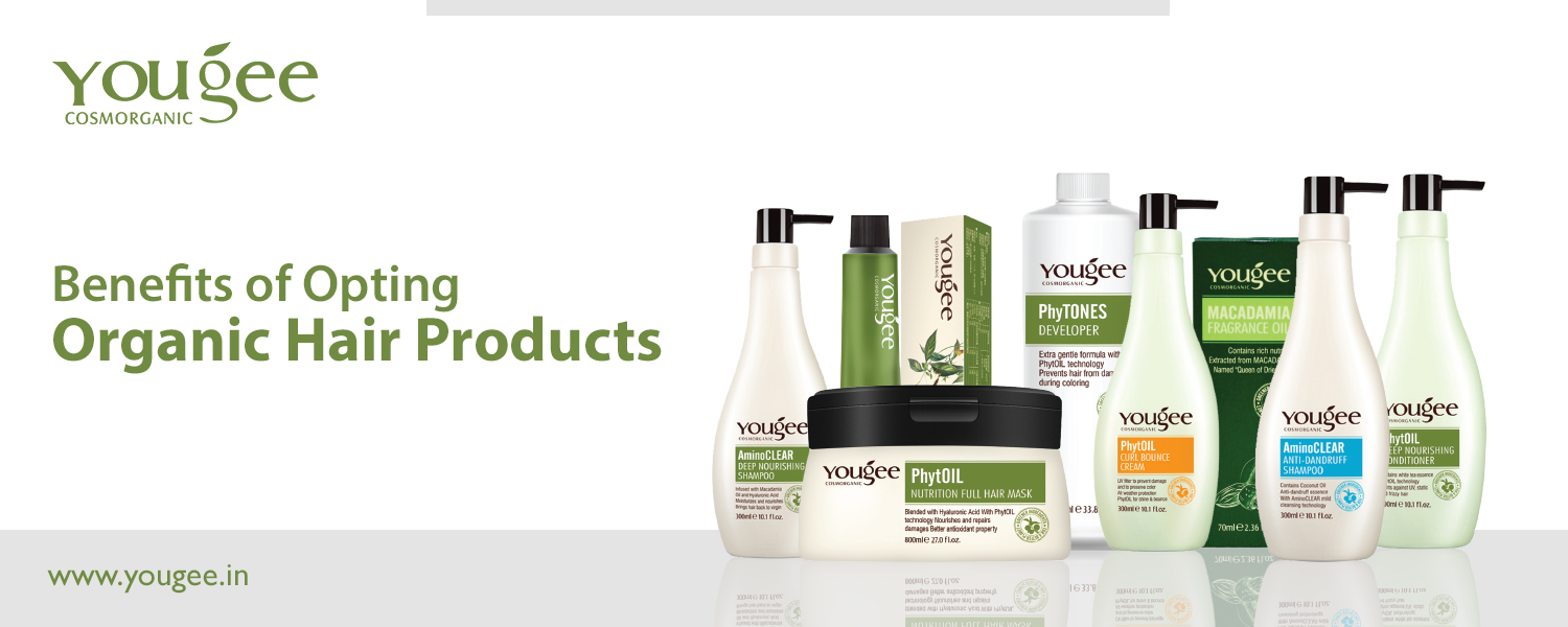 Organic hair products