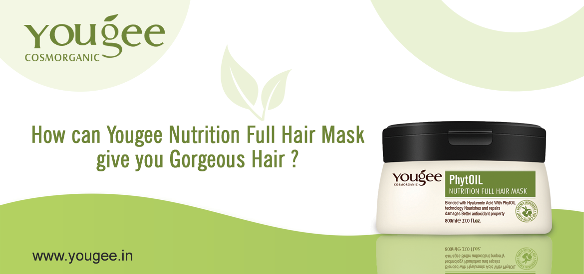 Yougee Nutrition Full Hair Mask