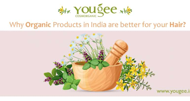 Organic Products in India