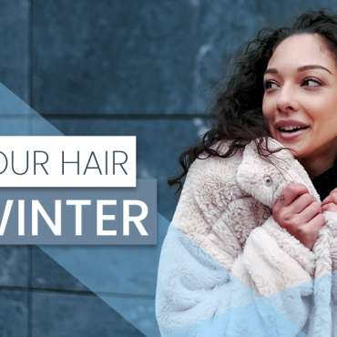 8 Tricks to Protect the hair from the cold